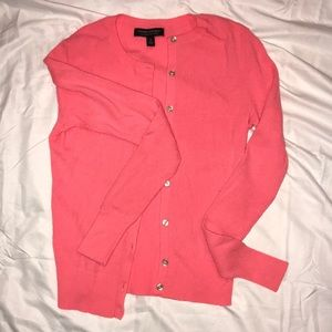 Banana Republic coral/pink sweater